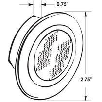 Diagram For Wiring A Light Fixture as well LUNA UP moreover ChromerecesseddecorLEDlight further Square Led Recessed Light Fixtures besides 35e. on 5 recessed light housing
