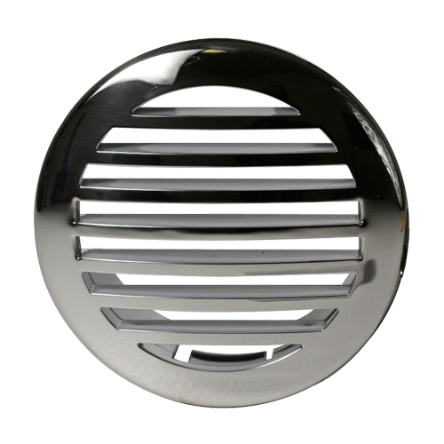 Vent Grill 3 Quot Stainless Steel Domed
