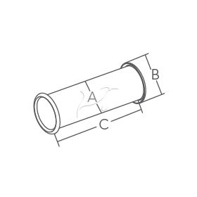 stainless steel motor well drain