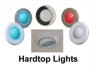 Great exterior overhead lights