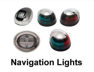 Replacement navigation lights