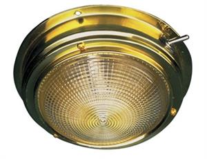 replacement brass dome light