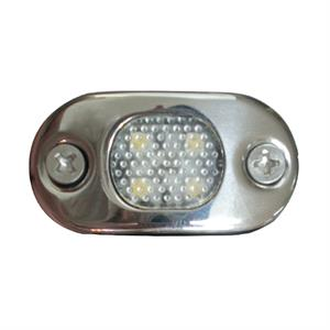 stainless steel LED courtesy light