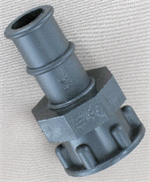 straight female pipe thread to hose barb adapter