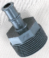 male pipe thread to hose barb adapter